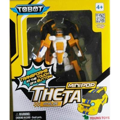 任選TOBOT 機器戰士 MINI POP THETA ENG 原廠公司貨 YT01064