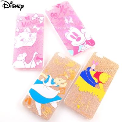 Disney迪士尼iPhone 6/6S Plus閃粉雙料保護殼-經典系列