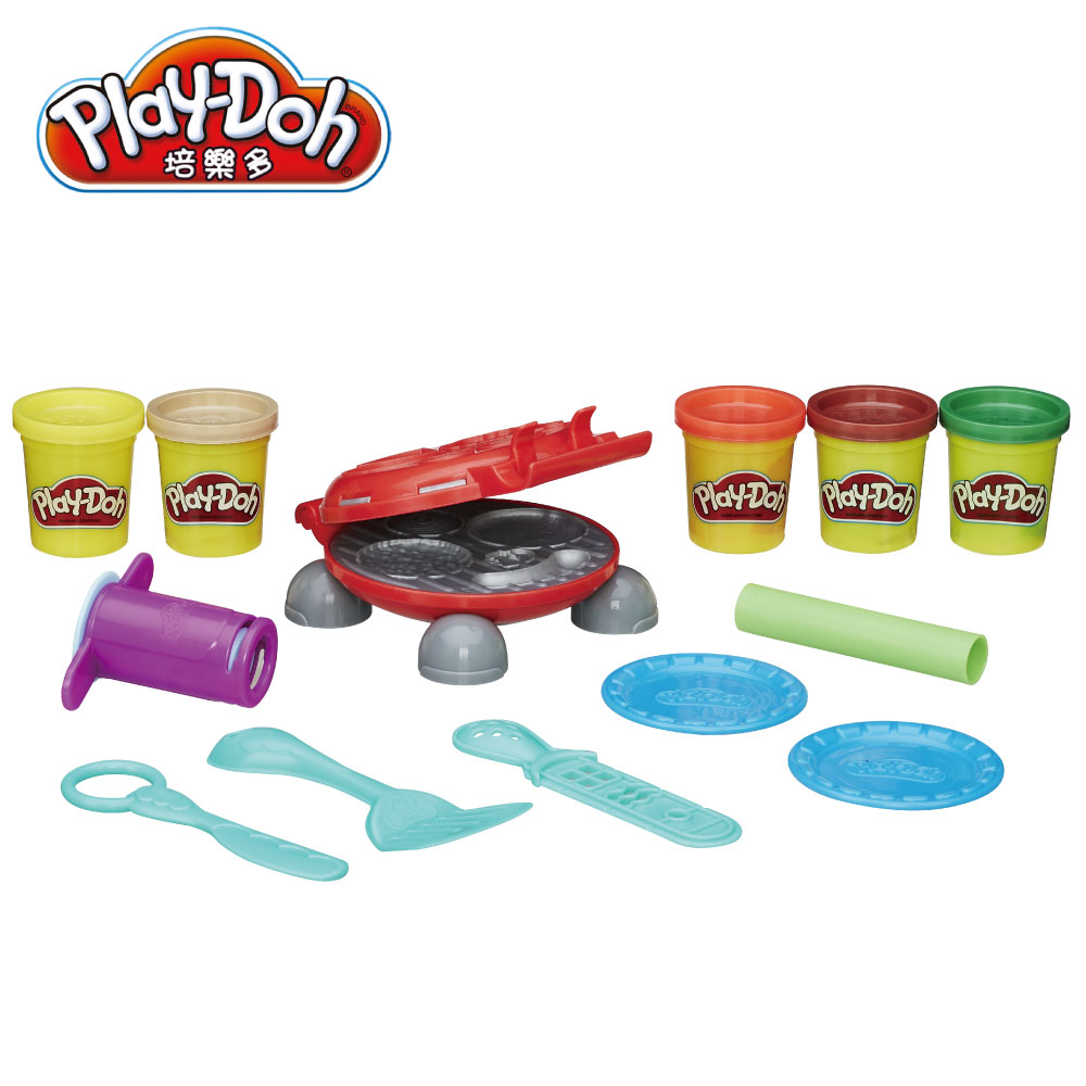 Play-Doh 培樂多-美味漢堡遊戲組