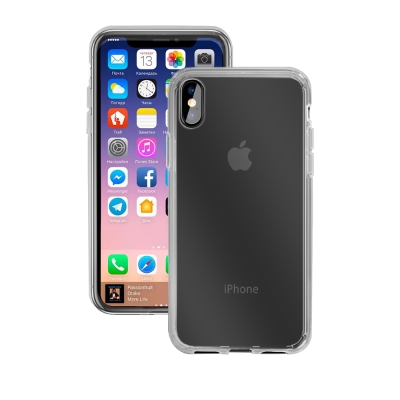 LUCCIDA Apple iPhone X 零系防摔殼