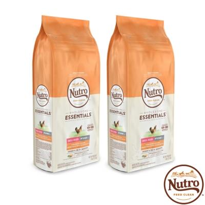 Nutro 美士 全護營養 小型高齡犬 關節保建(農場鮮雞+糙米+地瓜)5磅 X2包