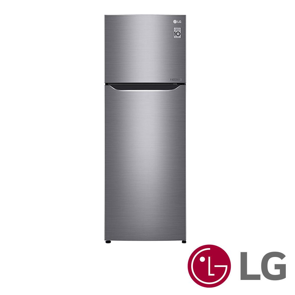 LG樂金 315L 1級變頻2門電冰箱 GN-L397SV 精緻銀