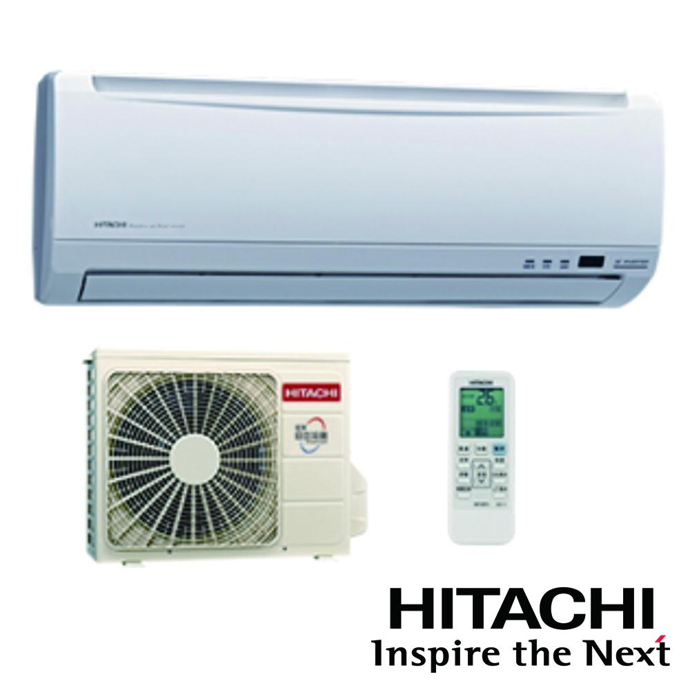 日立HITACHI 3-5坪 冷暖 變頻分離式 RAC-22YK1/RAS-22YK1