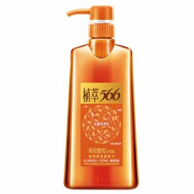 植萃566健髮洗髮露 滋養亮澤型500g