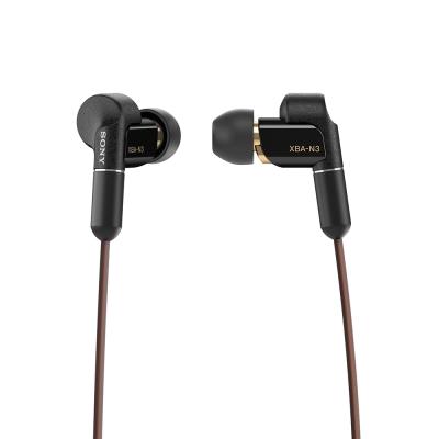 SONY Hi-Res 入耳式4.4mm平衡傳輸耳機 XBA-N3BP (公司貨)