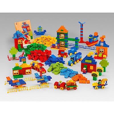 LEGO 樂高 得寶幼兒Education 大型散件 9090