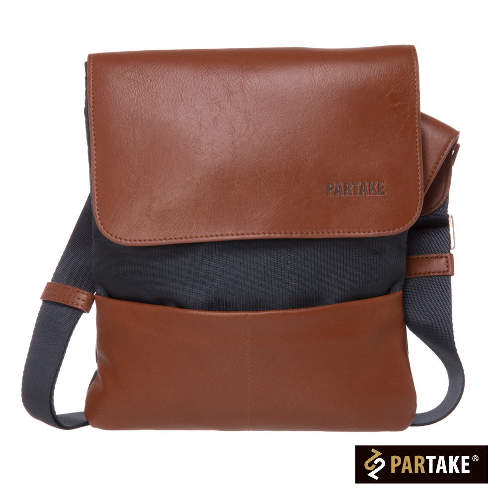 PARTAKE A2系列-直式側背包-藍