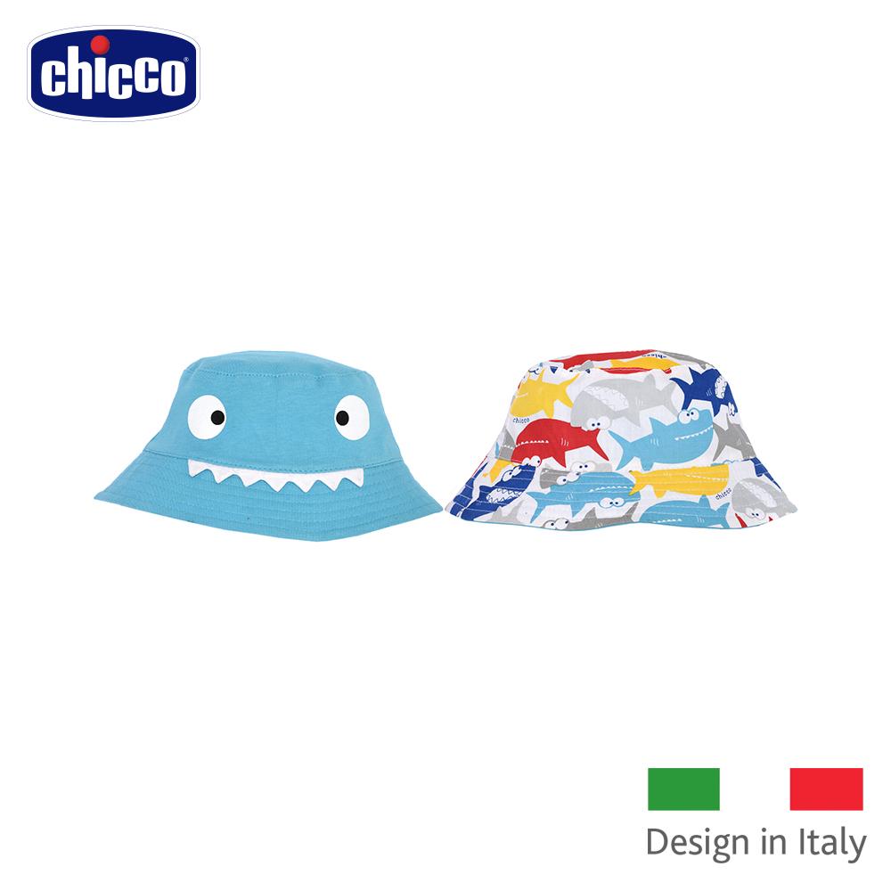 chicco-小鯊魚雙面漁夫帽