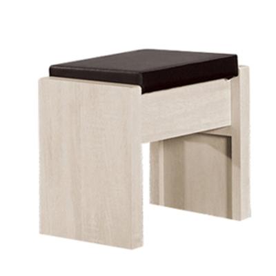 H&D 伊凡卡化妝椅42x30x41CM
