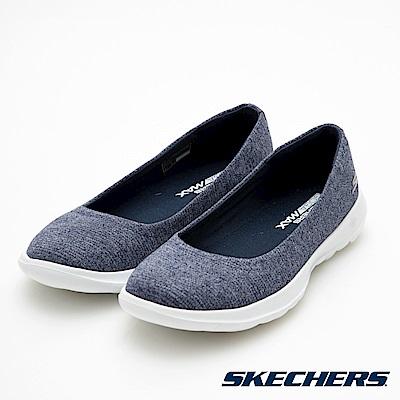 SKECHERS (女) 健走系列GO WALK LITE-15392NVY