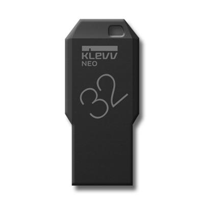 KLEVV 科賦 32GB 黑曜版 USB3.0 隨身碟