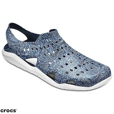 Crocs 卡駱馳 (男鞋) 激浪男士炫酷涉水鞋 204964-462