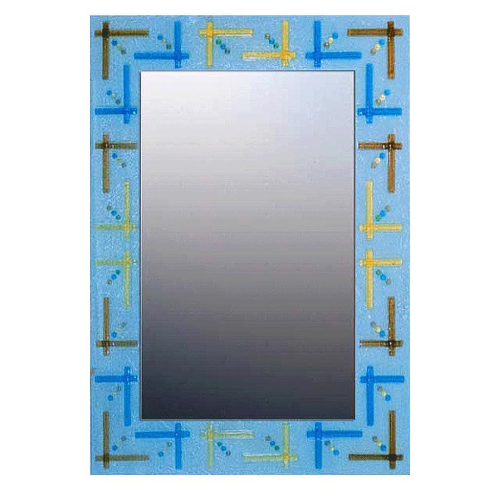 【愛麗絲仙鏡】琉璃鏡系列-織愛品味窯燒鏡