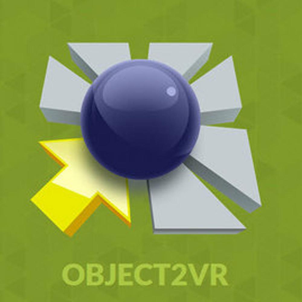 Object2VR Pro專業版 (產品展示製作) 單機版 (下載)
