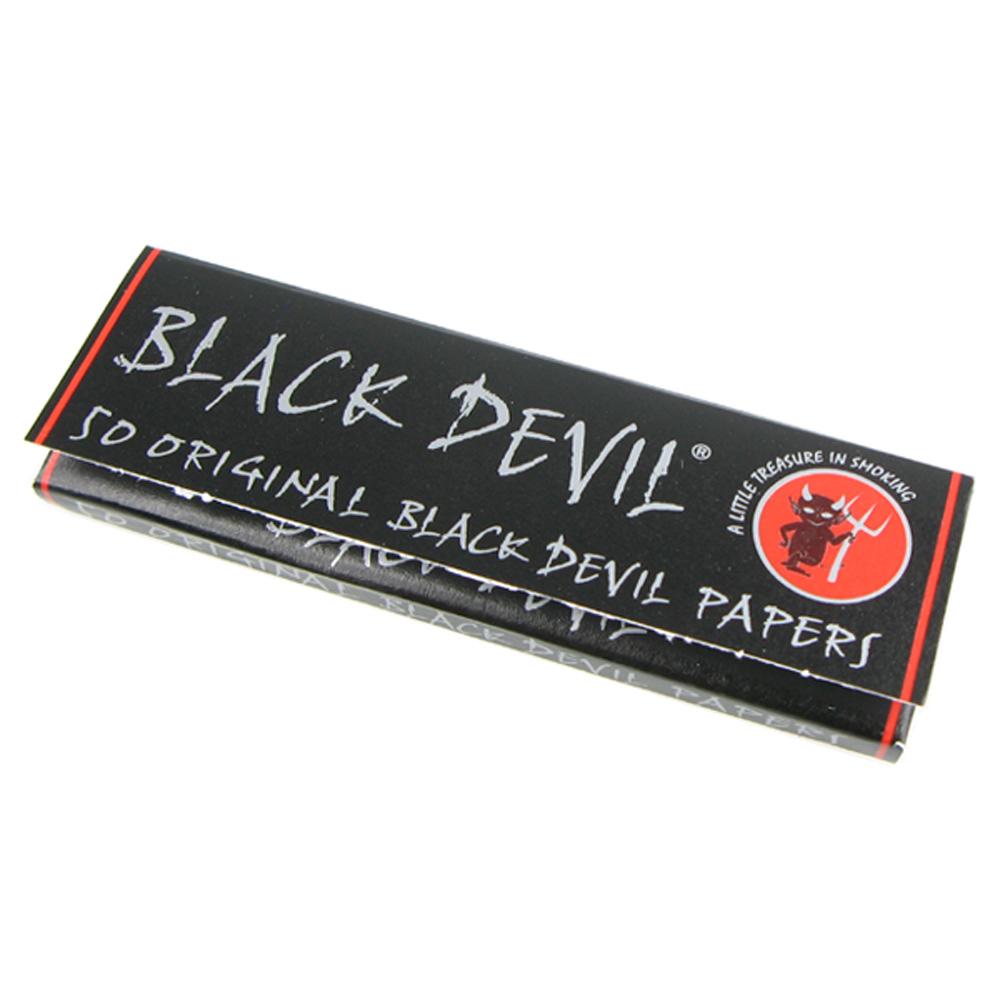 BLACK DEVIL 荷蘭進口捲煙紙*10包