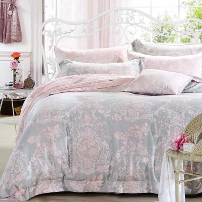 Ania Casa 狄安娜 天絲 100% TENCEL 雙人鋪棉兩用被套床包四件組