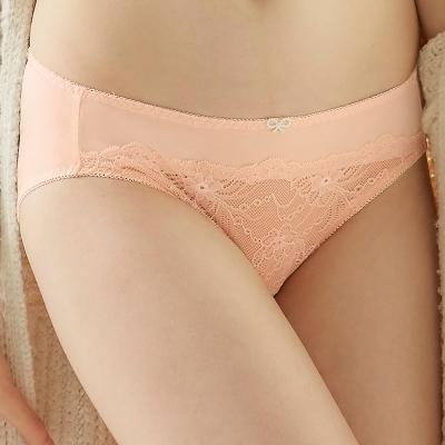 EASY-SHOP-峰波開運-中腰三角褲-甜蜜橙