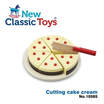 荷蘭New Classic Toys奶油蛋糕切切樂 - 10585