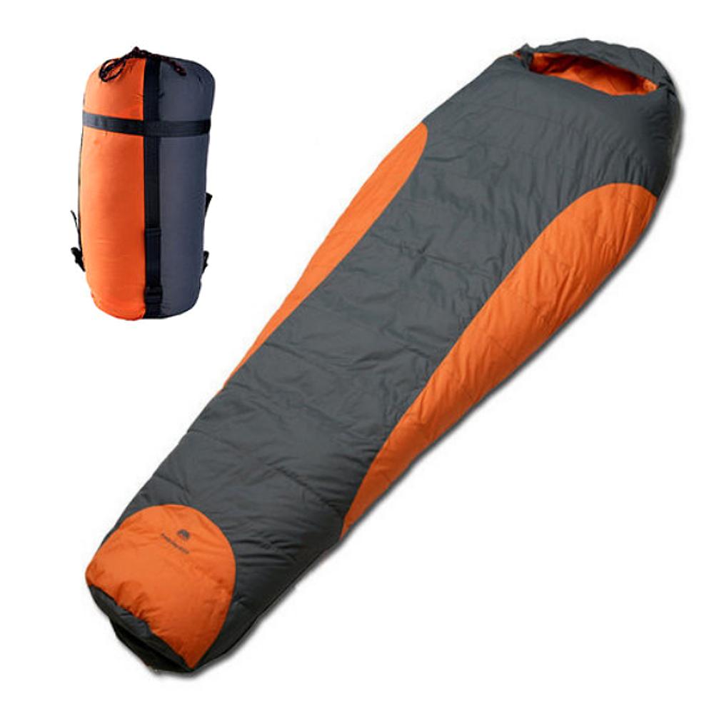 【RHINO 犀牛】TrekLite1400高山耐寒羽絨睡袋(木乃伊型)