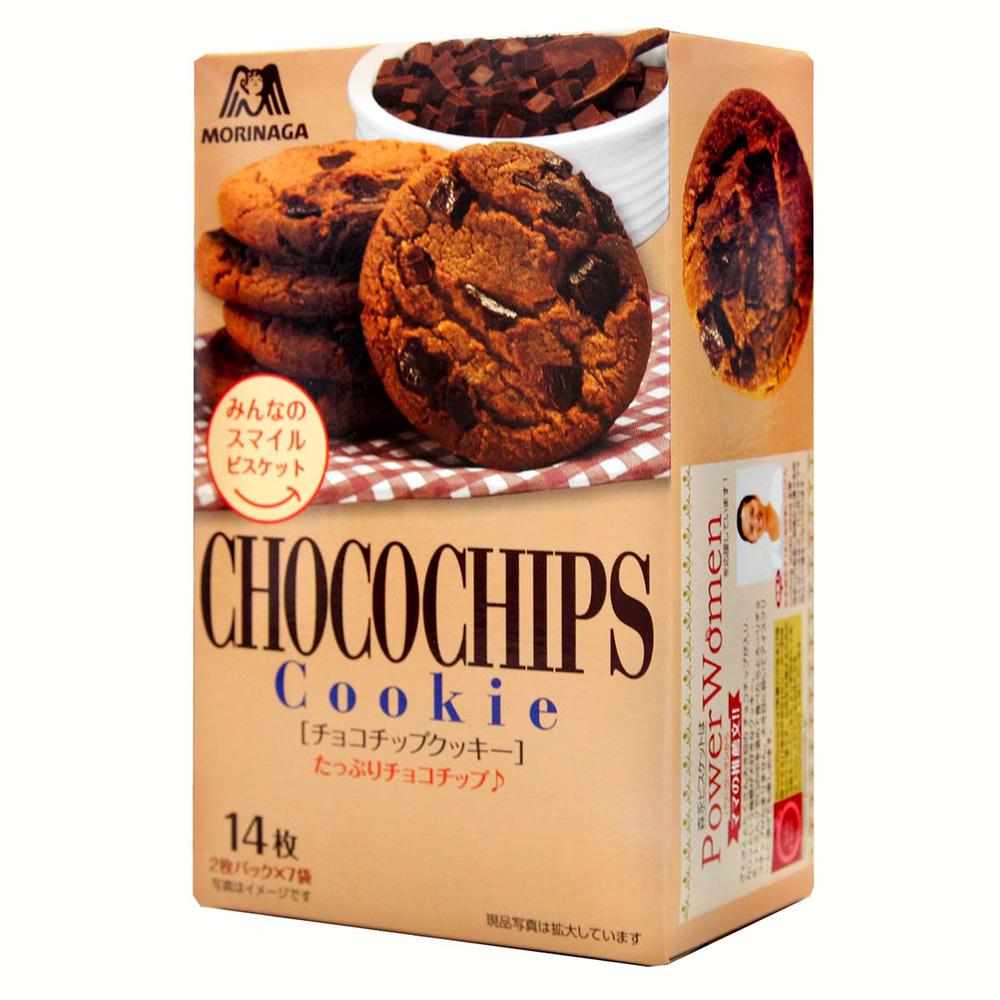 森永製果 碎巧克力餅森永製果 碎巧克力餅(130.2g)
