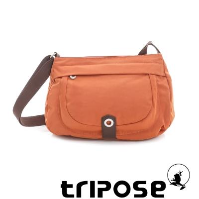 tripose 微旅系列淑女側肩包 橘