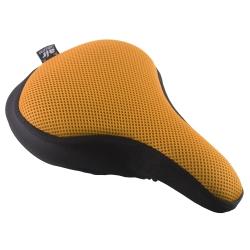 Dr. Air 登山車用氣墊座墊套(馬卡龍系列)-香檳色