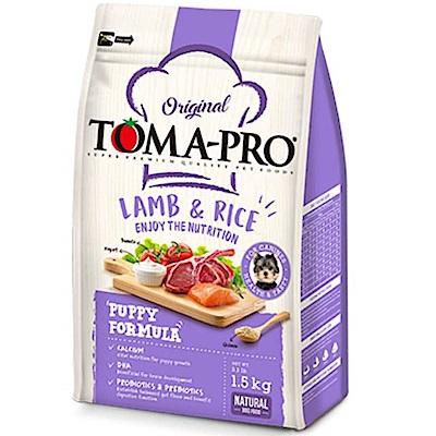 優格OPTIMA 幼犬羊肉米配方 13.6KG+贈<b>1</b>.<b>5</b>公斤(口味隨機出貨)