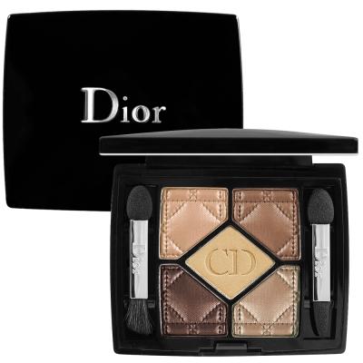Dior-迪奧-經典五色眼影-539-6g