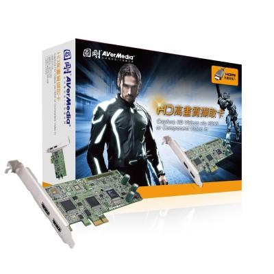 圓剛-HDMI高畫質擷取卡-C027