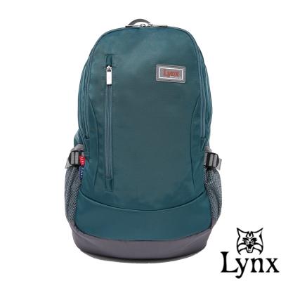 Lynx - 山貓城市輕遊款多隔層機能後背包-共4色