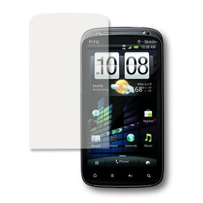 晶鑽膜 霧面-抗刮.超滑.三層式.防指紋HTC Sensation Z710E 感動機 用