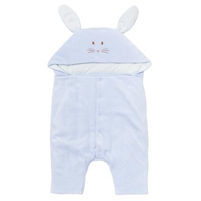 奇哥 比得兔舖棉抱袋禮盒-藍色