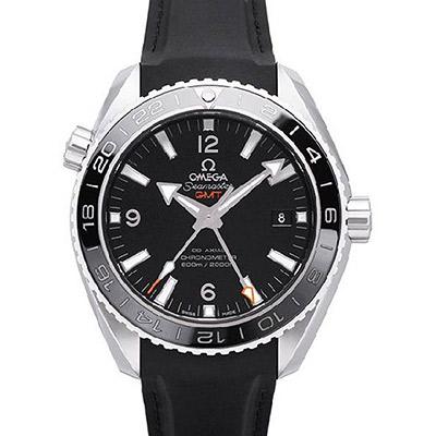 OMEGA 歐米茄 海馬 Planet Ocean 600米GMT腕錶-43.5mm