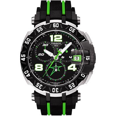 TISSOT T-RACE NICKY HAYDEN  2015  計時限量腕錶- 45 mm
