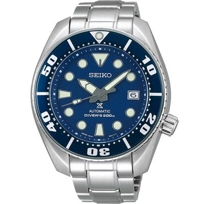 SEIKO Prospex SCUBA 200米潛水機械錶(SBDC033J)-45mm
