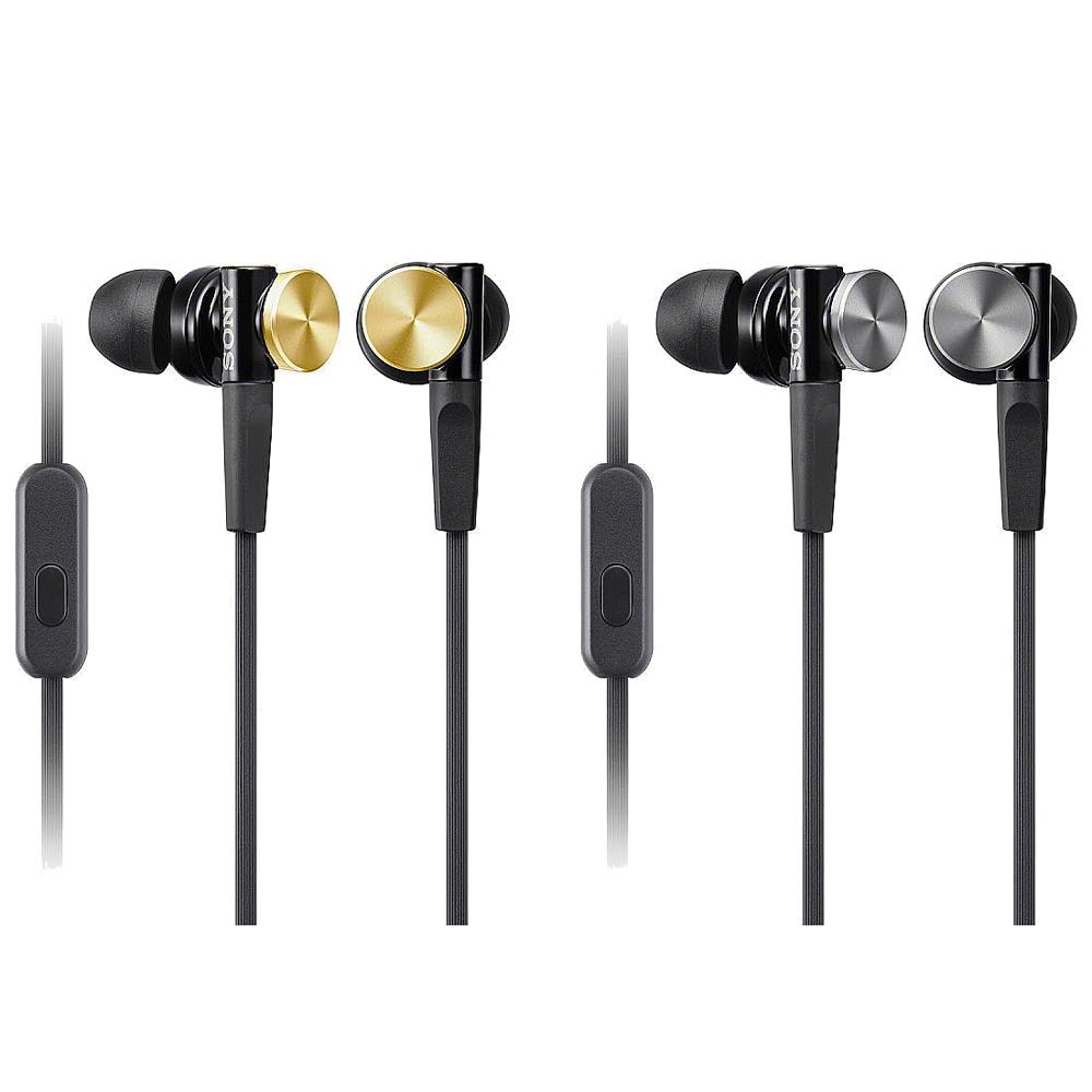SONY 線控入耳式立體聲耳機 MDR-XB70AP