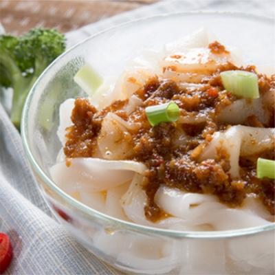 栗園米食 干貝XO醬粄條(微辣)(5入/袋)