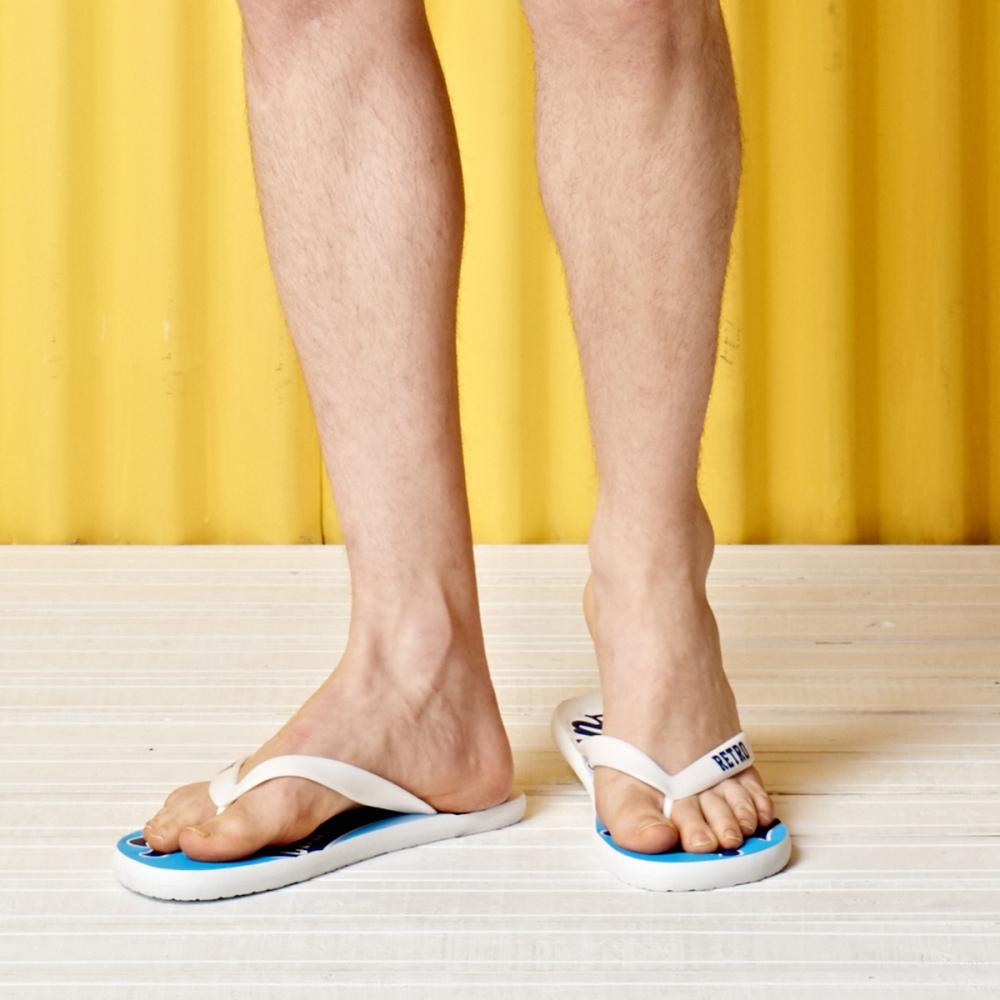 美式衝浪腳拖鞋-CACO