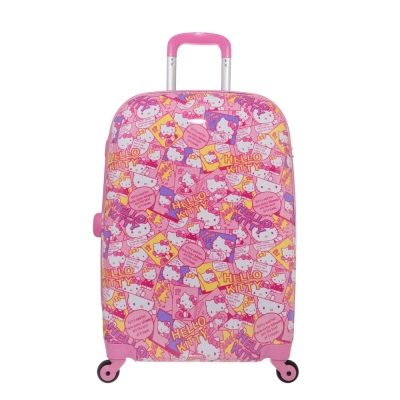 BTU-x-Kitty-快樂派對24吋行李箱