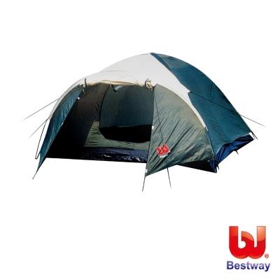 帳篷-83x94x51吋單門四人(67171)