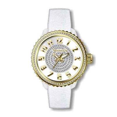 Tendence 天勢錶 小錶盤28系列-金白/28mm