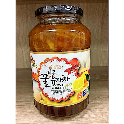 韓廚 蜂蜜檸檬柚子茶(1000ml)