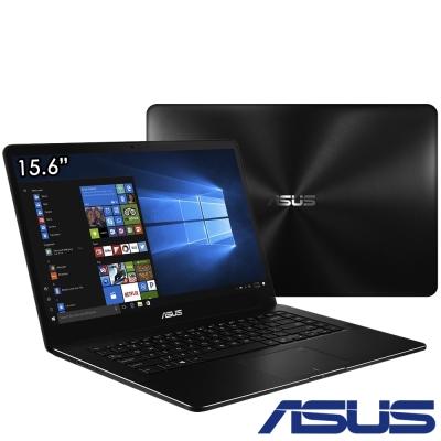 ASUS UX550 15吋窄邊框筆電(i7-7700HQ/GTX1050/512G/8G/黑