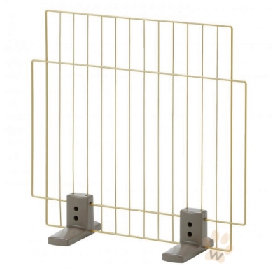 Marukan 固定式金屬柵欄柵門DP-176