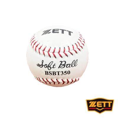ZETT  比賽用壘球(一打) BSBT-350