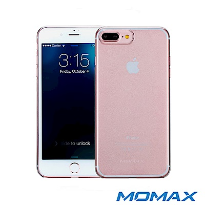 Momax iPhone 8 Plus 透明輕薄保護殼