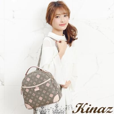 KINAZ-歡樂時刻多用後背包-微笑系列