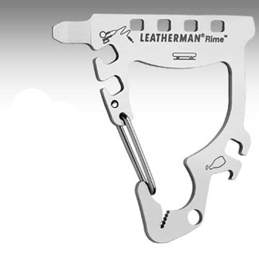 【美國 Leatherman】RIME 多功能口袋工具/可當開瓶器