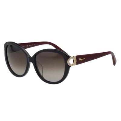 Salvatore Ferragamo太陽眼鏡 優雅簡約 (黑色)
