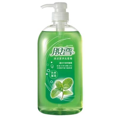 脫普-清涼潔淨洗髮精-800ml